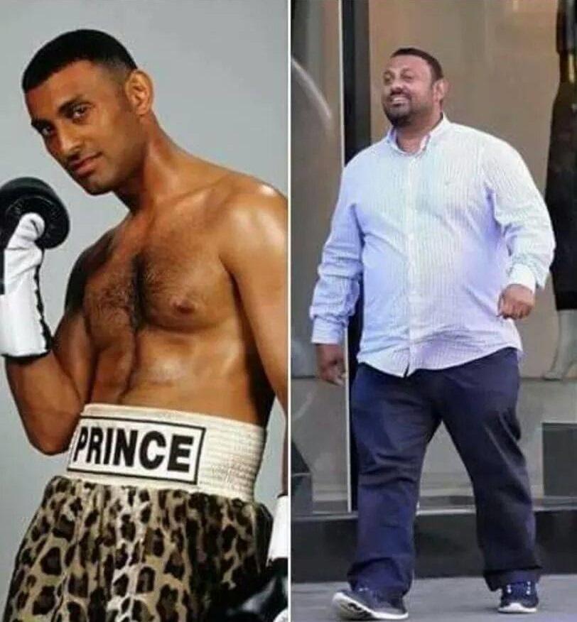 datazione MMA combattente
