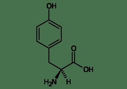 Amminoacido_tirosina_formula.svg