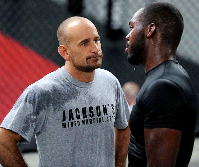 MMA: l'allenamento in vista di un match secondo GregJackson