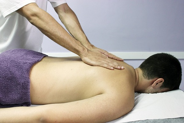 Therapies Massage Handling Osteopathy Wellness