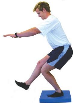 Allenamento della propriocezione per la prevenzione degliinfortuni