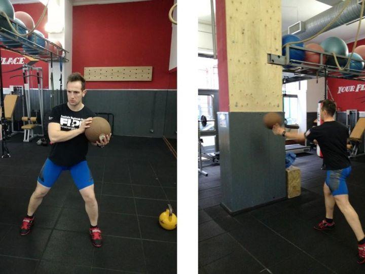 Come creare Transfer: proposta d'allenamento per gli sport dacombattimento