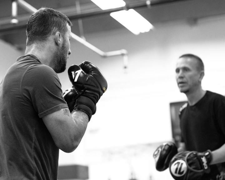 Preparare un match di MMA secondo un allenatoreUFC